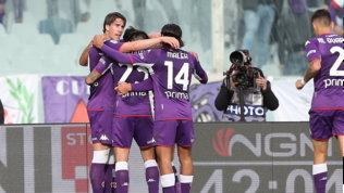 Fiorentina formato Europa, rialza la testa e stende il Cagliari