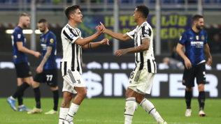 Dzeko non basta all'Inter, un rigore di Dybalaall'89' salva la Juve
