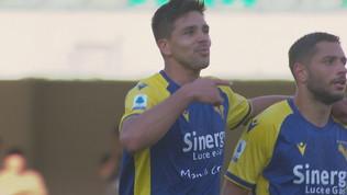 Verona-Lazio 4-1: gli highlights