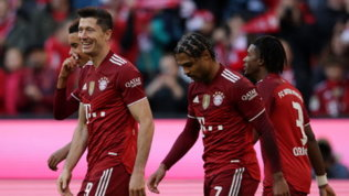 Il carrarmato tedesco spaventa l'Europa:nessunocome il nuovo Bayern