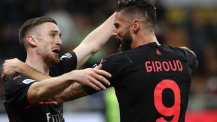 Milan-Torino: le foto della partita