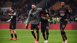 Milan da record nonostante l'emergenza: Rome e derby esami scudetto